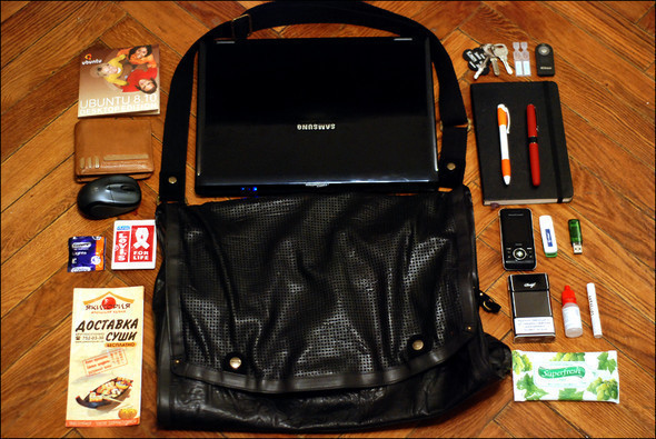 Look atMe: What's inyour bag?. Изображение № 37.