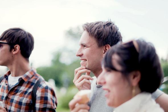 Люди на фестивале «10 молодых музыкантов»: Как это было . Изображение № 24.
