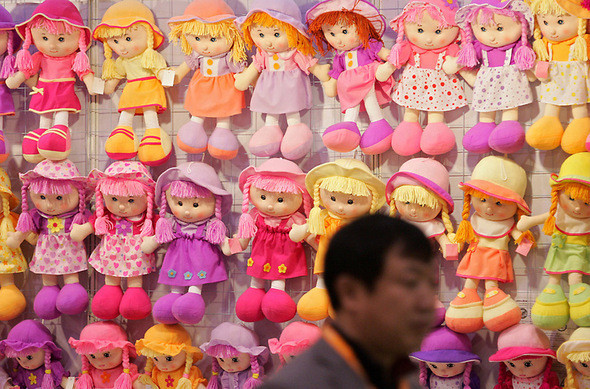 Изображение 5. Выставка-ярмарка игрушек в Гонконге.. Изображение № 5.