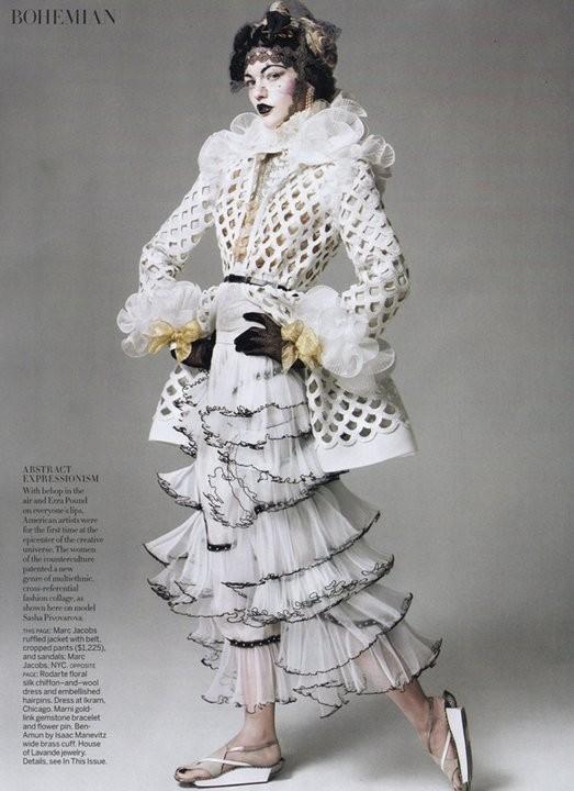 Vogue May 2010 ( Paris, US, China). Изображение № 27.