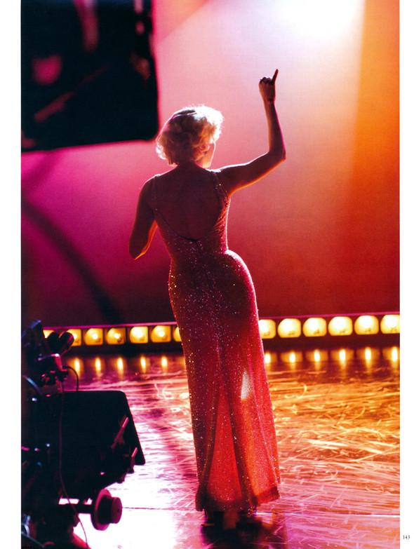 Съёмка: Мишель Уиллиамс для Vogue. Изображение № 4.