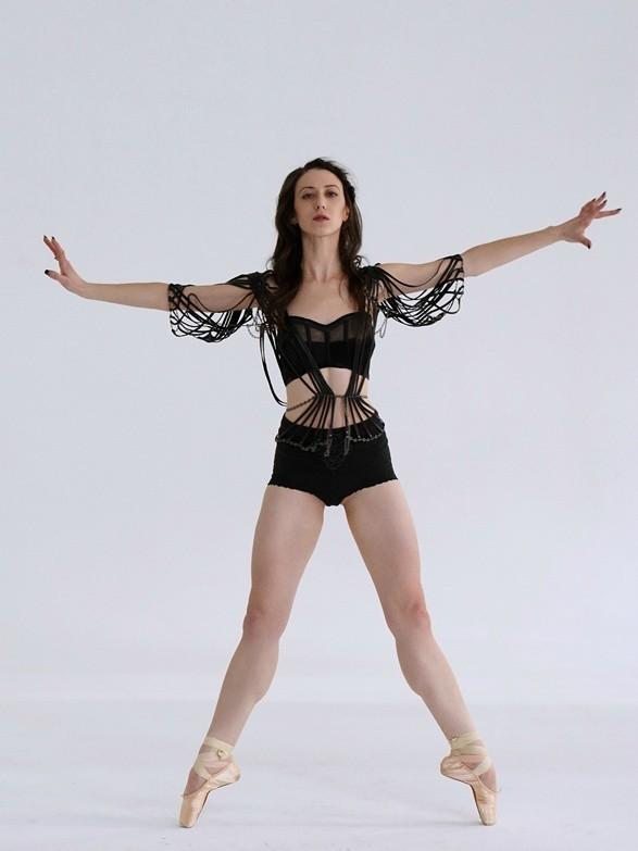 Кампания: Балерины для Bliss Lau FW 2011. Изображение № 24.