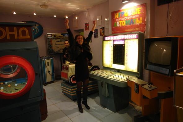 Музей работающих советских игровых автоматов. Изображение № 16.