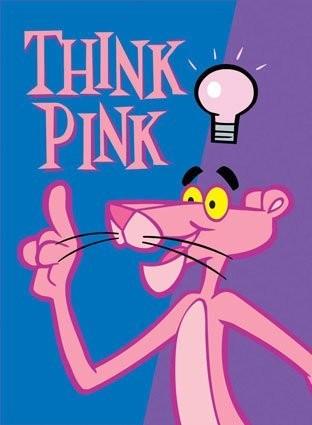 Think Pink илиошеломляющий успех Розовой Пантеры. Изображение № 1.