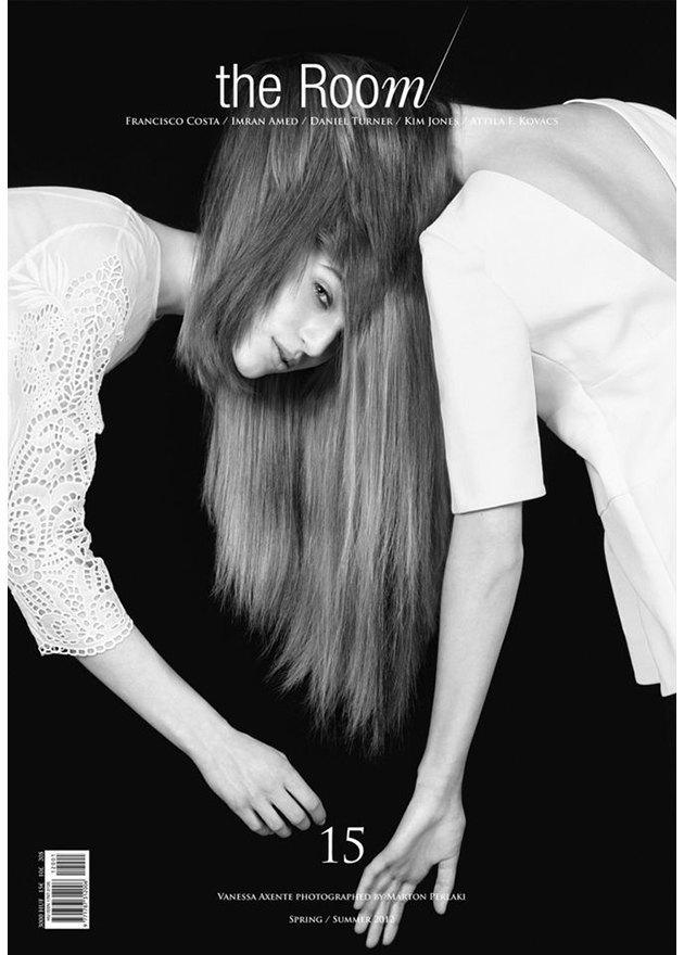 Мартон Перлаки,  создатель журнала The Room  и фотограф. Изображение № 15.
