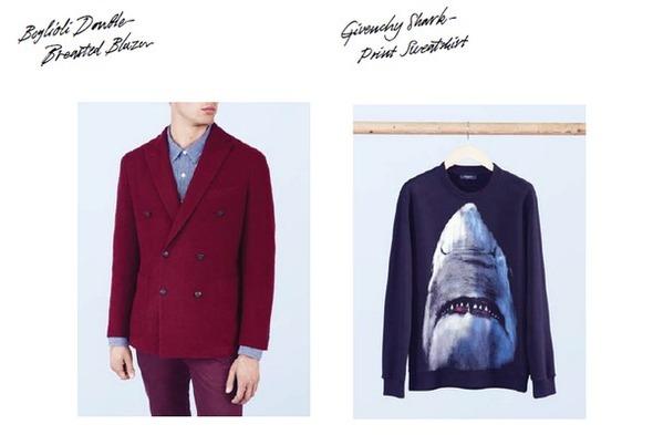 Новые мужские лукбуки Louis Vuitton, Marc Jacobs и Fred Perry. Изображение № 14.