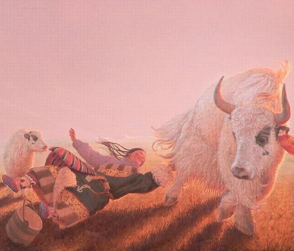 Wang Yi Guang. Feitain, или летающий пух. Изображение № 17.