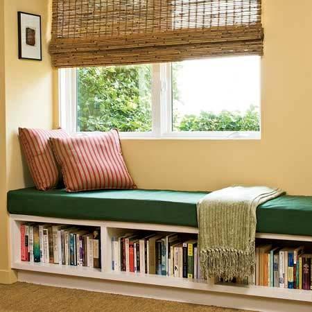 35 уютных уголков для чтения. Изображение № 35.