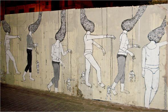 Стрит-арт и граффити Валенсии, Испания. Изображение № 7.