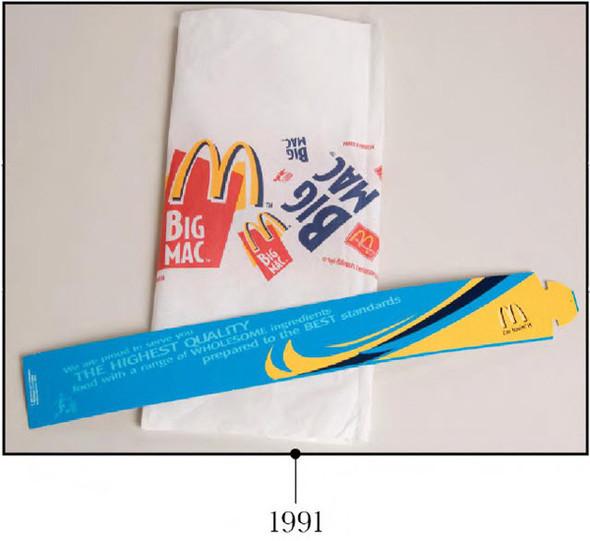 Послание на упаковке: McDonalds. Изображение № 4.