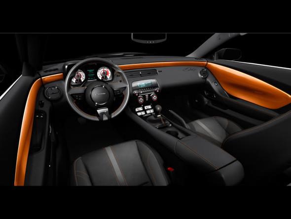 Chevrolet Camaro. Изображение № 4.
