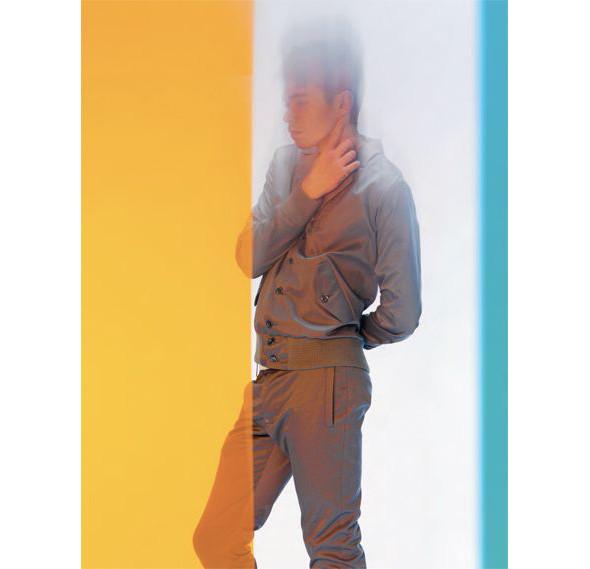 Изображение 37. Мужские лукбуки: Lanvin en Bleu, T by Alexander Wang, Tom Ford и другие.. Изображение № 37.
