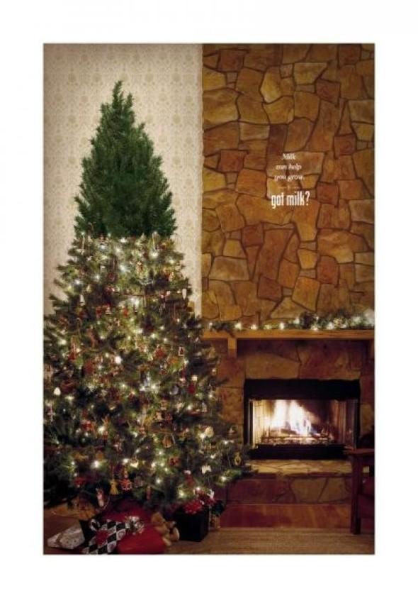 69 рождественских рекламных плакатов. Изображение № 49.