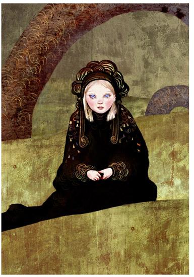 Сказочный мирErin Kelso. Изображение № 16.
