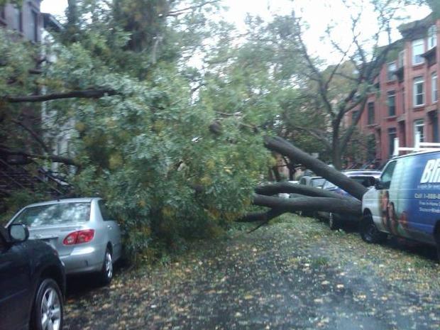 Приближалась гроза: Как выжить в Нью-Йорке под ураганом. Изображение № 6.