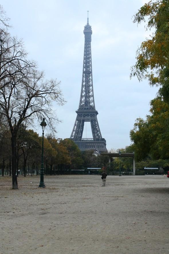 A Paris. Заметки путешественника. Изображение № 26.