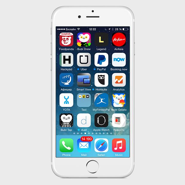 Экран моего смартфона: Леонид Бугаев, креативный директор Nordic Agency AB. Изображение № 5.