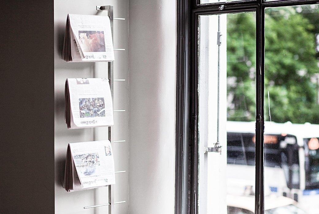 Гельветика и ретро: Как выглядит офис легендарного дизайн-бюро Pentagram. Изображение № 15.