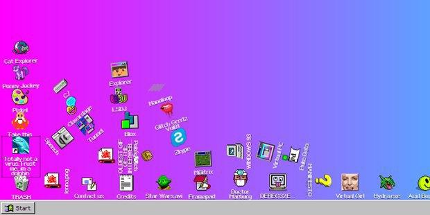 Концепт: операционная система Windows 93. Изображение № 7.