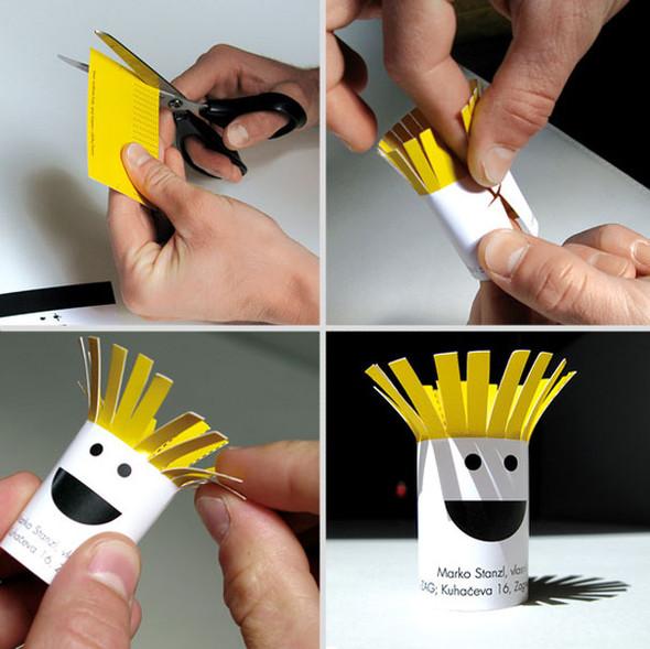 Креативные визитки. Изображение № 18.