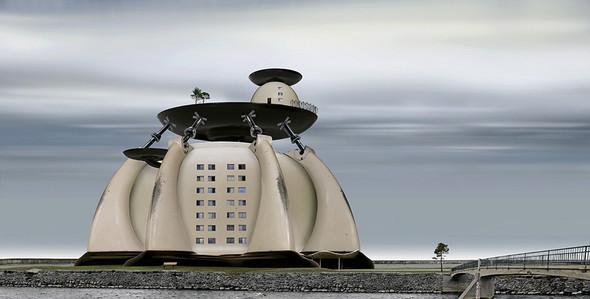 Мечты о другой жизни: Архитектура на грани реальности. Изображение № 6.