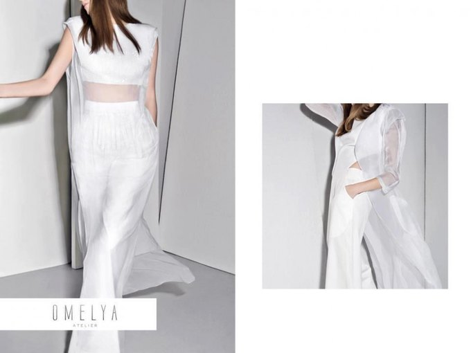 Вышла новая кампания Omelya Atelier. Изображение № 6.