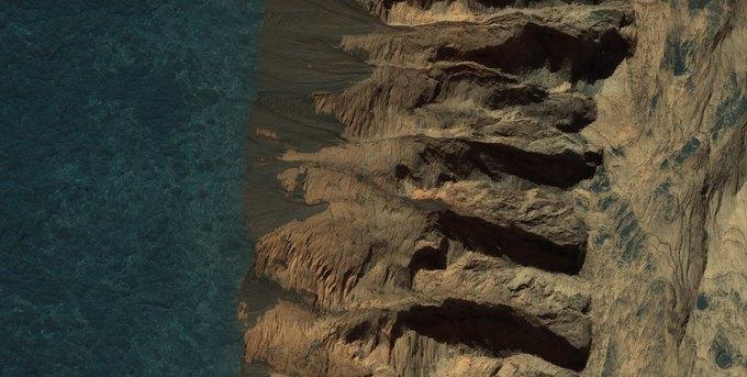 НАСА издаст атлас Марса. Изображение № 10.