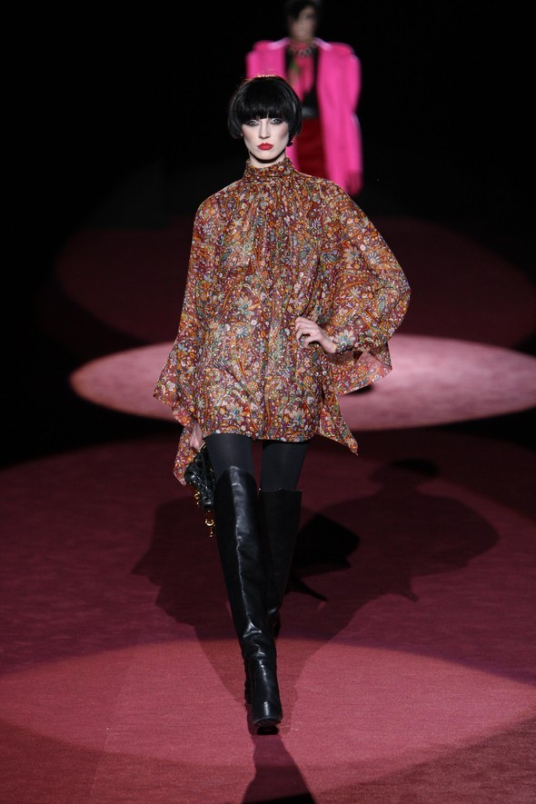 Marc Jacobs fall winter 2009–2010. Изображение № 18.