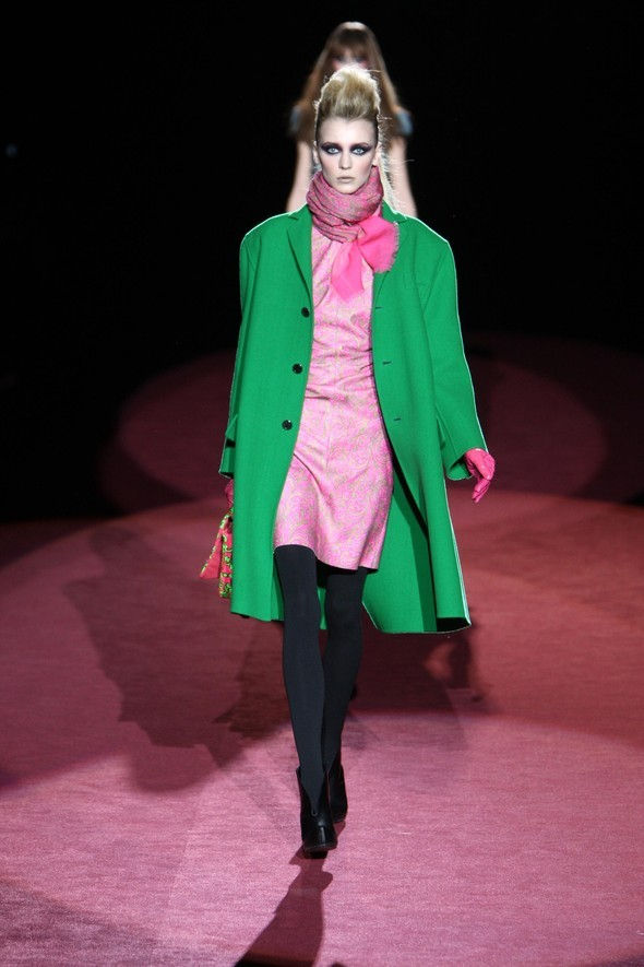 Marc Jacobs fall winter 2009–2010. Изображение № 5.