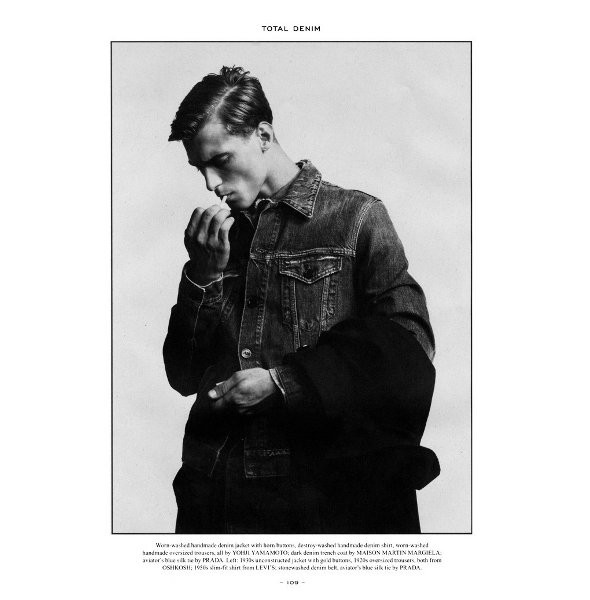 5 новых мужских съемок: Slurp, Fantastic Man, Vogue Hommes, New York Times Style и GQ Style. Изображение № 12.