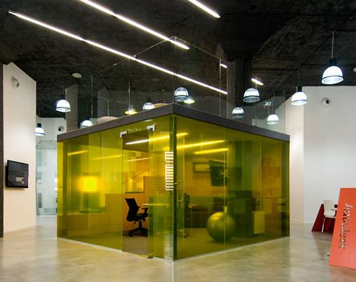 Изображение 45. 23 офиса, работать в которых - одно удовольствие.. Изображение № 19.