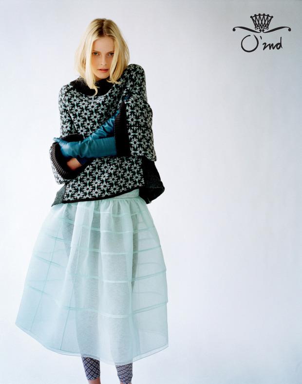 Вышли новые кампании Gucci, Eleven Paris, Forever 21, Moschino и Tomboy. Изображение № 54.
