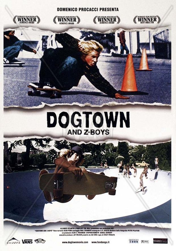 5 важных документальных скейт-фильмов. Изображение № 16.