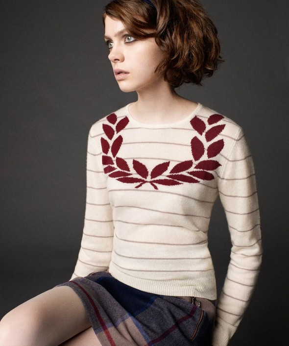 FRED PERRY AW11 LAUREL WREATH COLLECTION «ШАХ И МАТ». Изображение № 9.