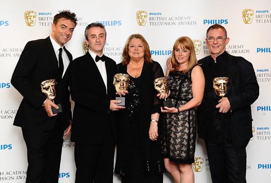 Изображение 5. Актеры «Шерлока» и «Отбросов» награждены британской киноакадемией.. Изображение № 5.