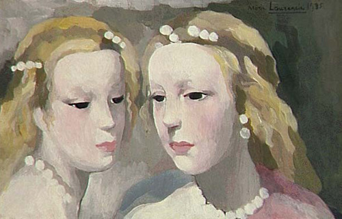 Мари Лорансен «Две головы». Изображение № 9.