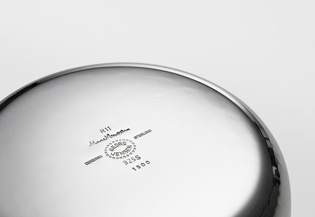 Дизайнер Марк Ньюсон создал серебряный чайный сервиз. Изображение № 9.