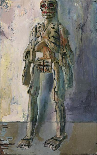 Картины маслом отКента Уильямса (Kent Williams). Изображение № 50.