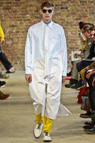 Неделя мужской моды в Лондоне: Мнения. Изображение № 4.