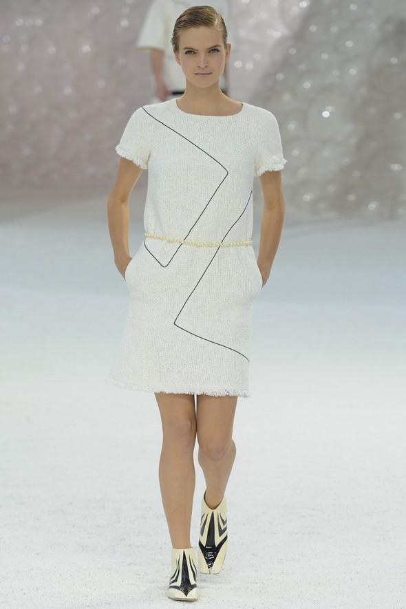 Chanel на Парижской неделе моды. Изображение № 7.