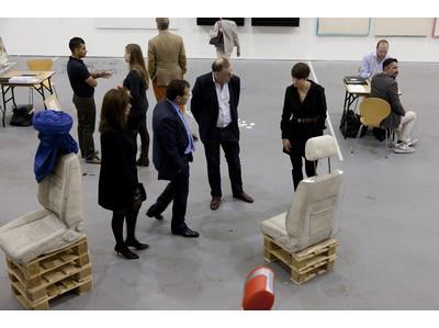 Личный опыт: Как я работала на лондонской ярмарке Sunday Art Fair. Изображение № 3.