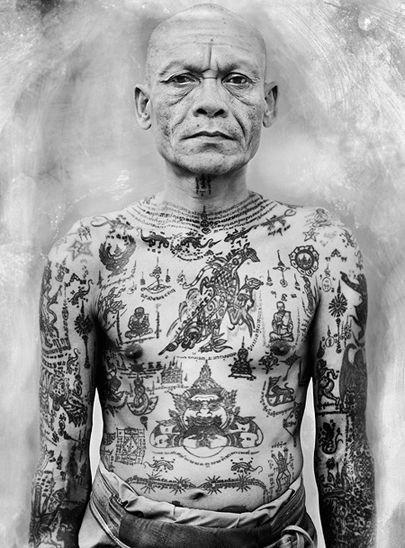 Культура Таиланда : магические татуировки. Изображение № 3.