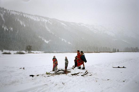 9 атмосферных фотоальбомов о зиме. Изображение № 45.