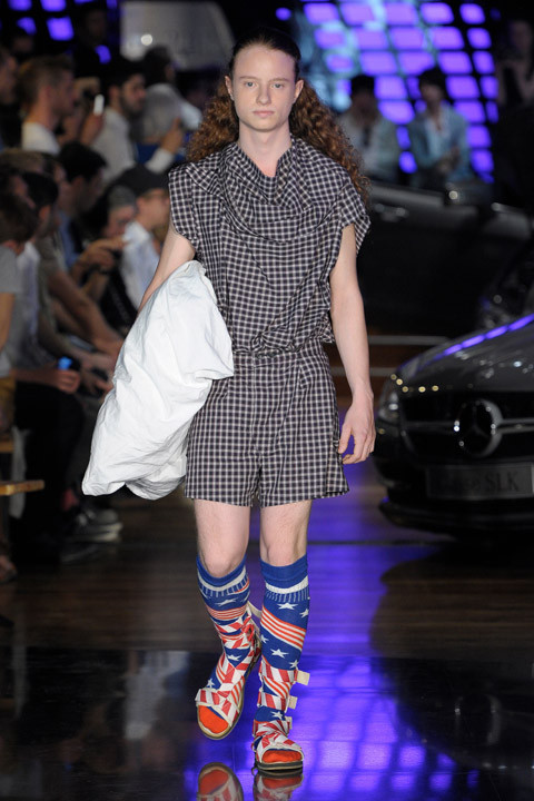 BERNHARD WILLHELM SS 2012 MEN. Изображение № 7.