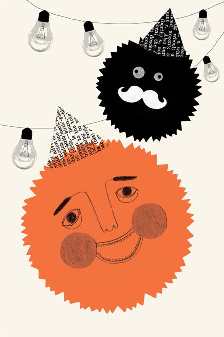 Милые уродцы виллюстрациях Sandra Juto. Изображение № 35.