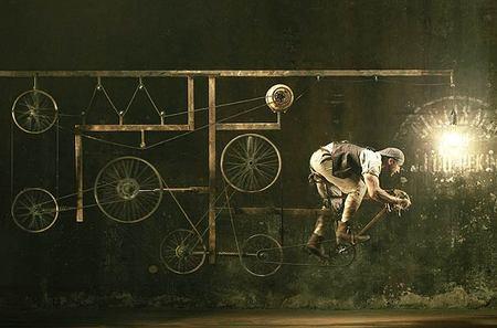 Олимпийский календарь «Обратная сторона медали». Изображение № 3.