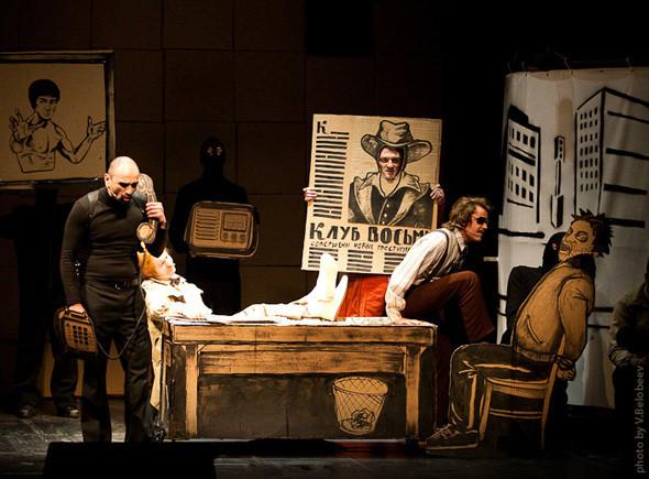 Полина Бахтина: Как я стала театральным художником. Изображение № 41.