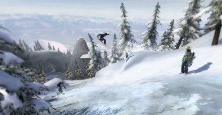 Shaun White Snowboarding. Изображение № 4.