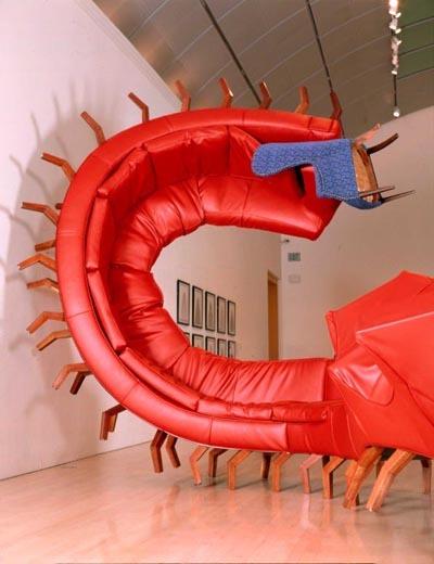 Brian Goggin иего странные скульптуры. Изображение № 10.