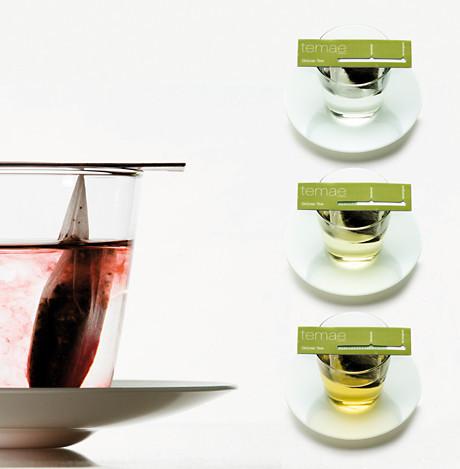Эволюция пакетика чая. Изображение № 2.